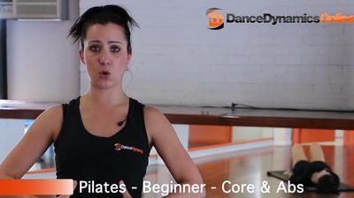 Pilates Abs & Core