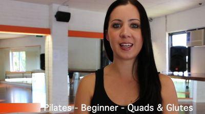 Pilates Quads & Glutes